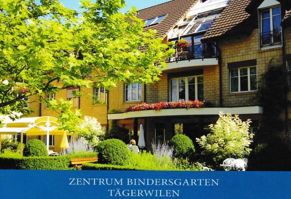 Zentrum bindersgarten deckblatt