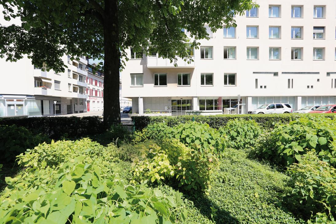 Wesleyhaus aussenansicht pp