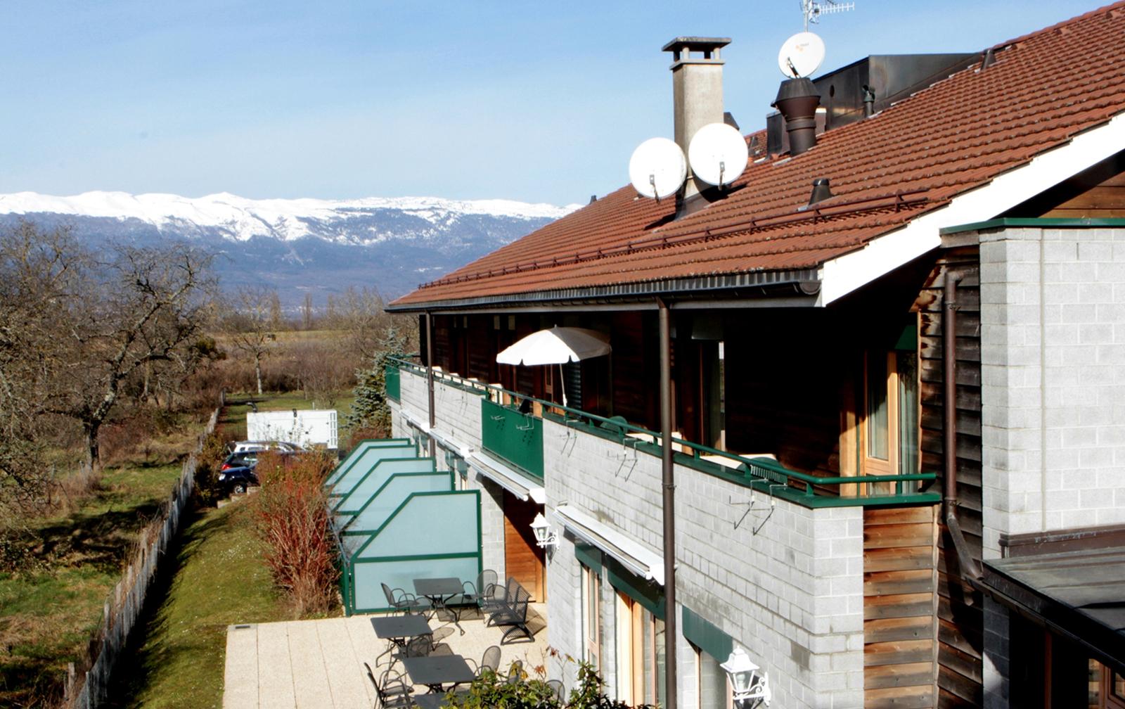 Ah residence de champagne soral
